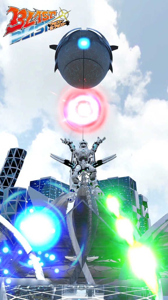 BLAST x BLAST - VRカジュアルレールシューターゲーム