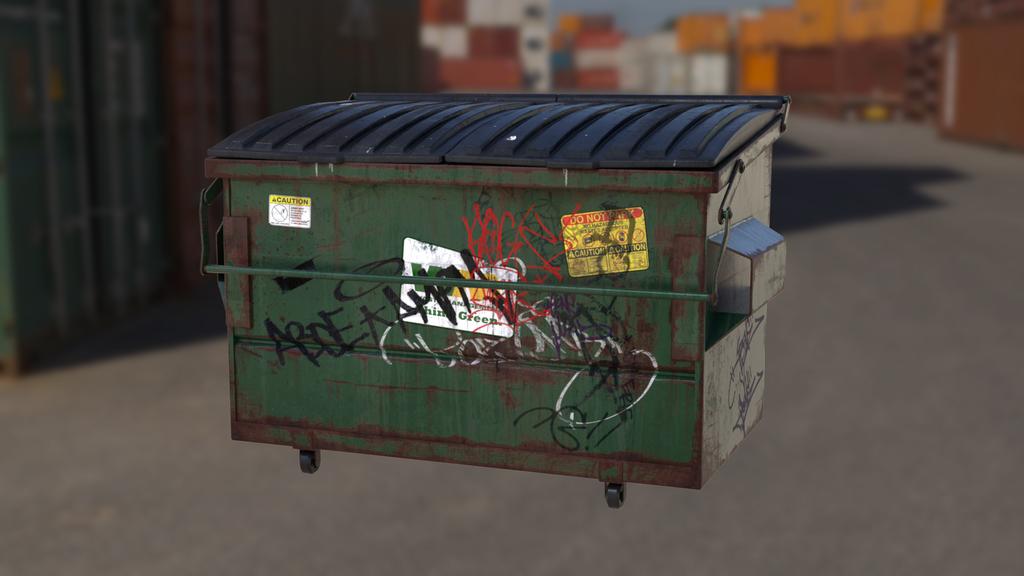 Dumpster - for Modeling Tutorial