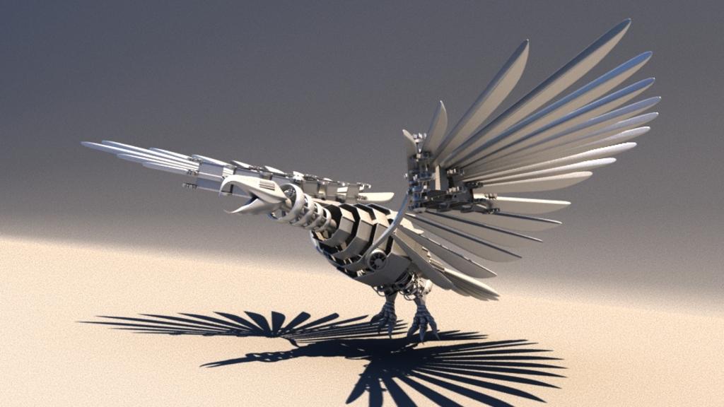 bird scrap