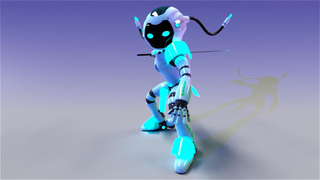 RoboWarriorW